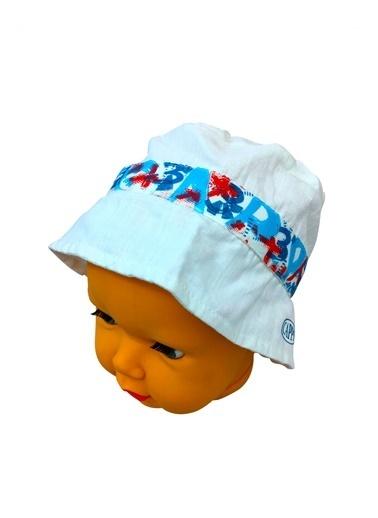 By Leyal For Kids Şapka Beyaz